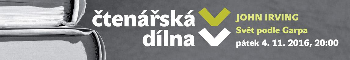 ctenarska dilna irving_banner