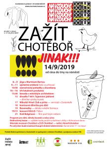 Zažít Chotěboř jinak 2019_plakat s programem_web